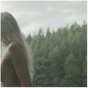 Pernilla Eriksson as Huldra